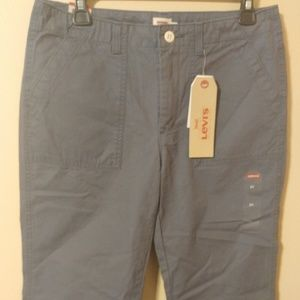 Levis Powder Blue Pants Chinos Size 30